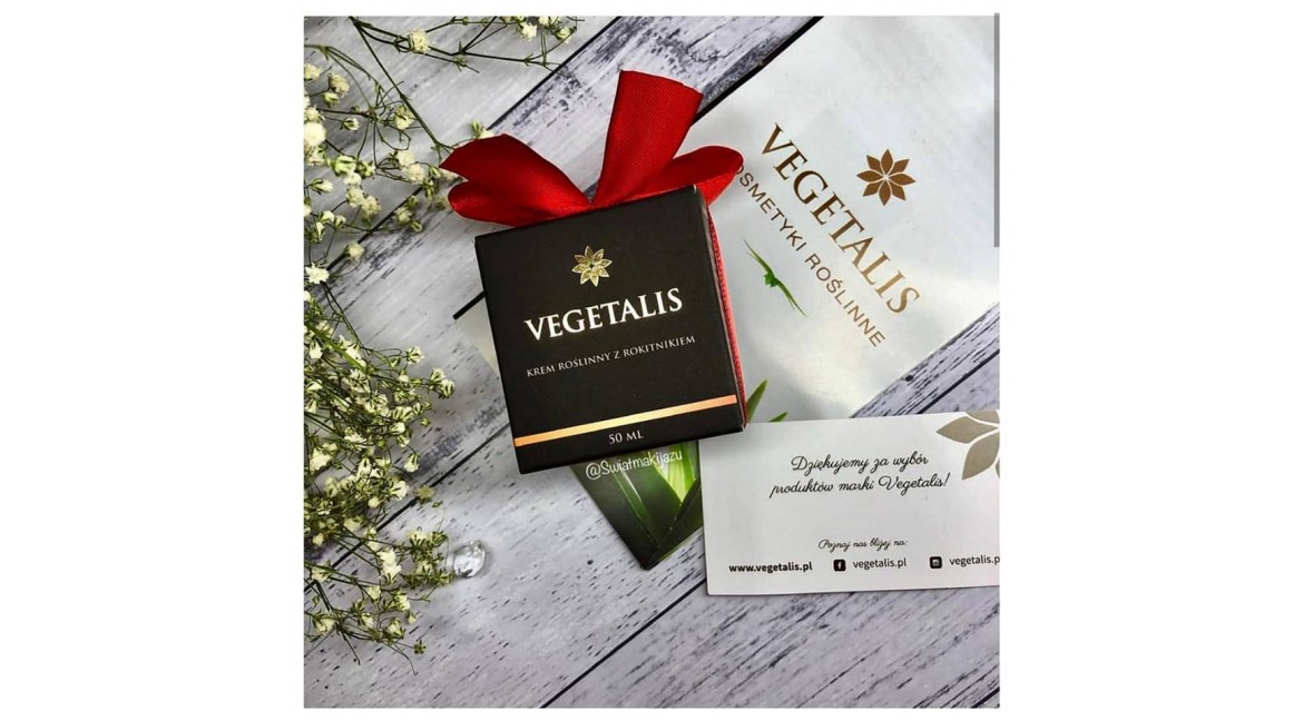 Try Vegetalis with Sea Buckthorn!